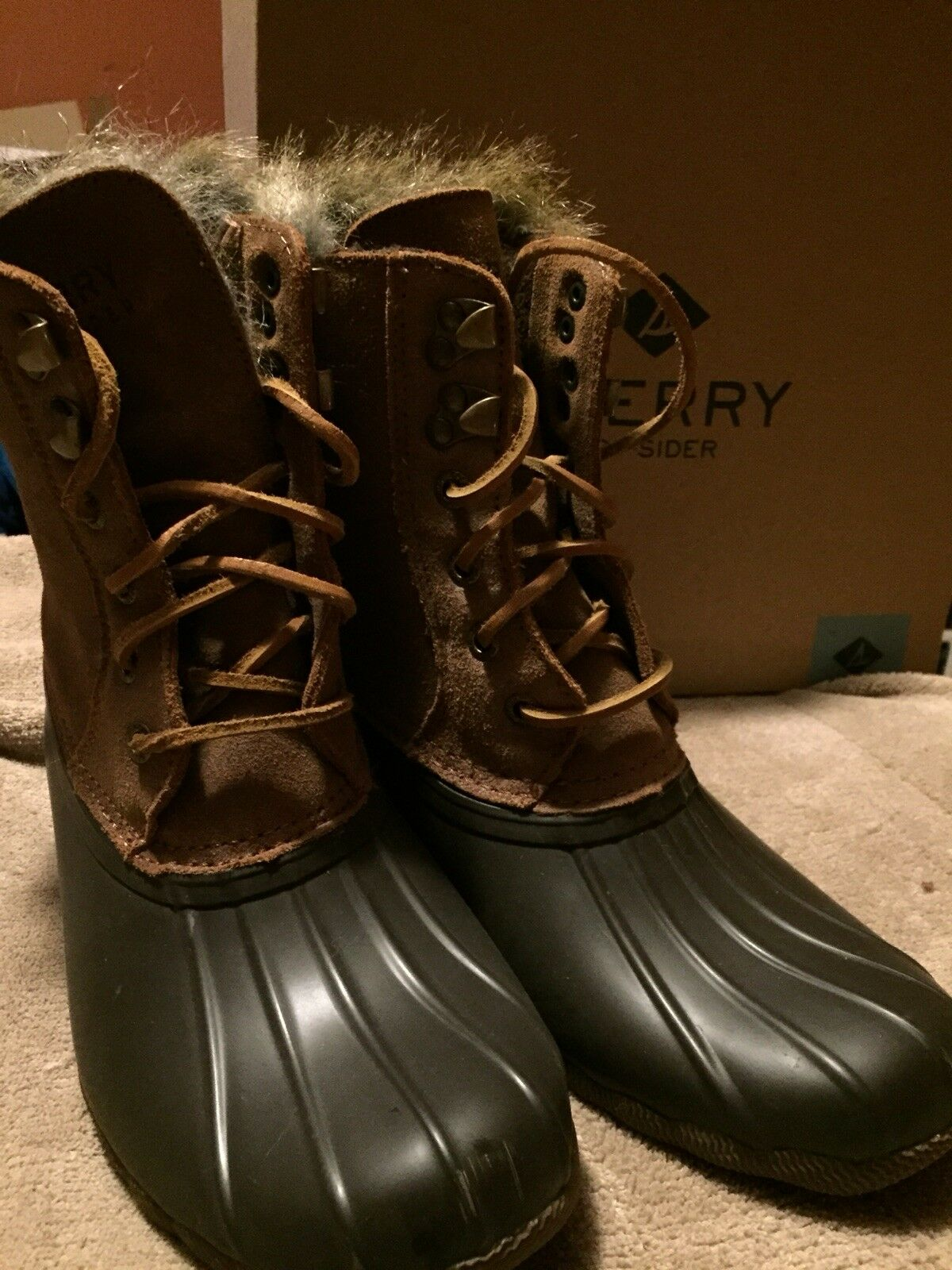 Sperry Sperry Sperry White Water Rain Boots ca508f