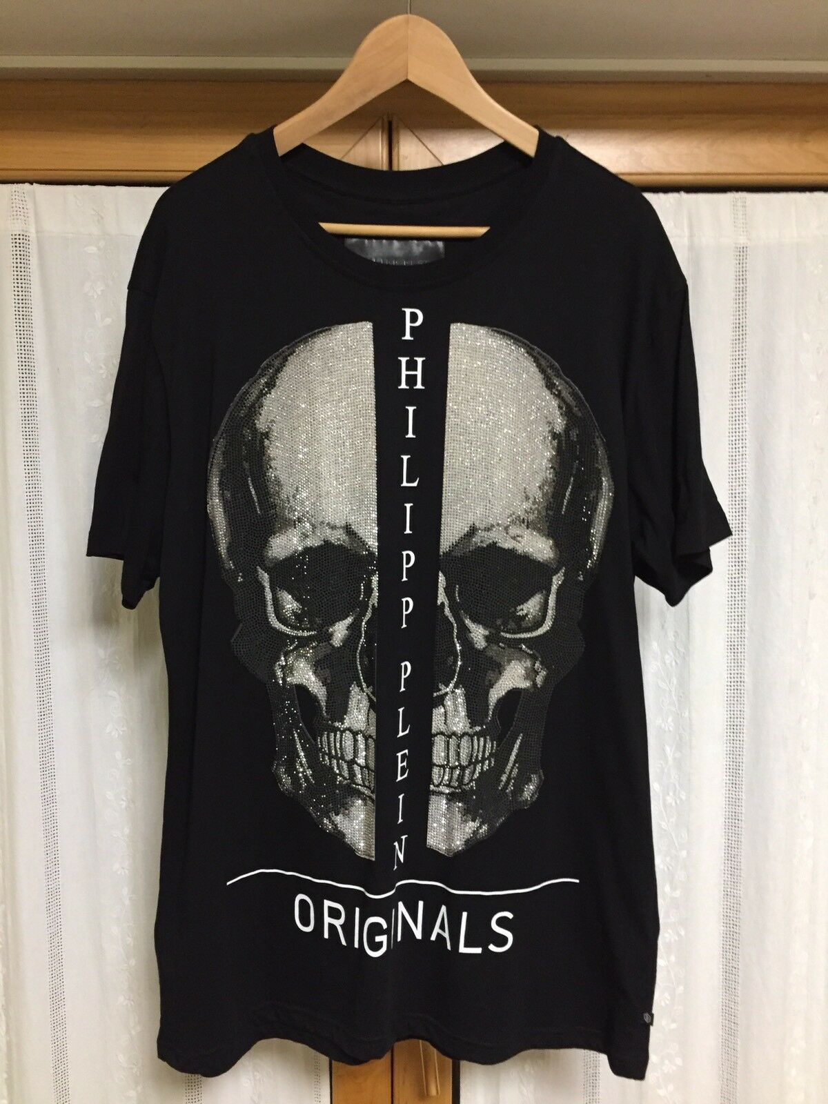 48953e7f4726 Shirt Uomo Philipp Plein XXXL Originale T nuqlyf8965-T-shirt - www ...