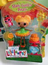 MGA Lalaloopsy Mari Golden Petals Full Size Large Doll with Pet Ladybug NEW