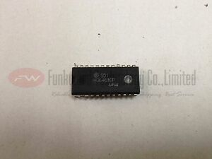 Hitachi HD63B50P 63B50 IC ACIA PDIP24 2PCS