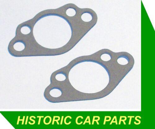 """2 x 1 3//4 /""""H6 SU Carburateur pour filtre à air Gaskets Triumph TR3 1991cc 1955-57"""
