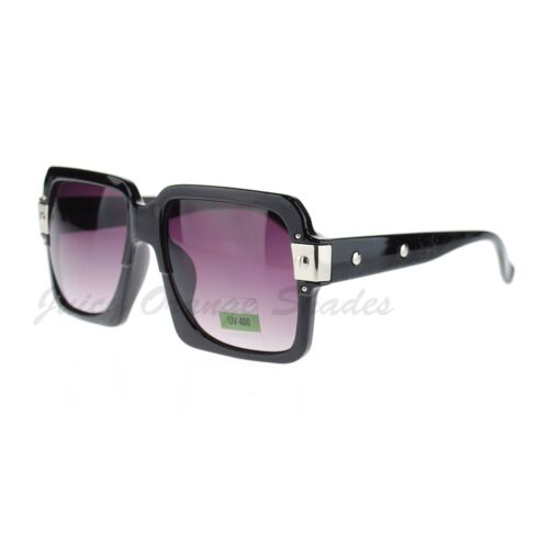 Oversized Square Sunglasses Perfect Desiger Fashion Unisex