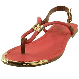 New women s shoes sandals t strap open toe summer casual coral snake ... 0536e79865