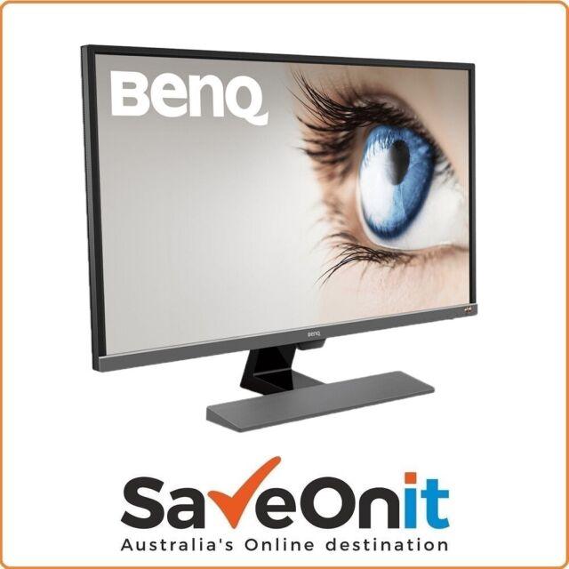 "BenQ EW3270U 31.5"" Video enjoyment monitor with eye care technology"