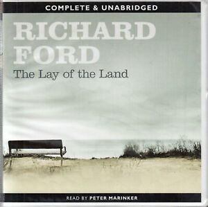 Richard-Ford-The-Lay-Of-The-Land-20CD-Audio-Book-Frank-Bascombe-Trilogy-FASTPOST