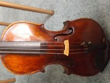 OLD VIOLIN NO LABEL GREAT BACK