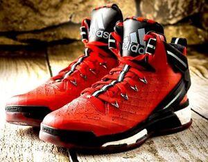 online store 3d70a 1b53c Das Bild wird geladen Adidas-S85533-Performance-D-Rose-6-Boost-Basketball-