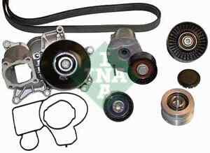 INA-Pompe-a-eau-v-Cotele-Ceinture-529001430-Kit-Fit-avec-BMW-serie-3