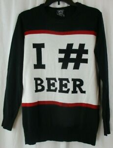 Details about Zumiez Empyre Sweater I  Beer Sz Small