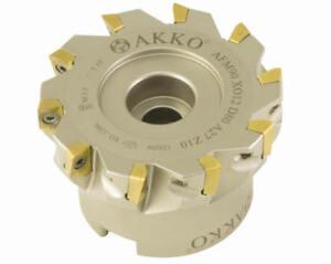 AKKO Planfräser für Wendeplatten Typ SECO XO12..D=50mm