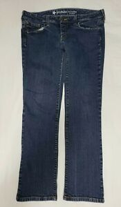 Anchor-Blue-Jasmine-Skinny-Jeans-Cotton-Blend-Stretch-Low-Rise-Juniors-Size-13