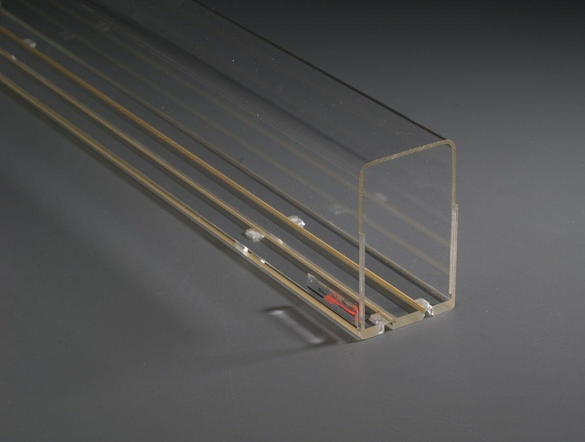 Train Safe Vision TSV-N-030-S Tubos Pesados 30cm Escala N Nuevo de Fábrica