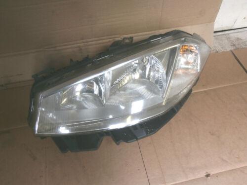 RENAULT MEGANE 2003-2006 NEARSIDE PASSENGER SIDE FRONT LAMP LIGHT HEADLIGHT
