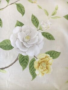 sanderson-fabric-curtain-Upholstery-material-CHRISTABEL-6-1m-Cotton-54-wide