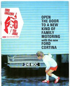 Ford-Cortina-Mk1-1964-65-UK-Market-Sales-Brochure-De-Luxe-Super-GT-Lotus-Estate