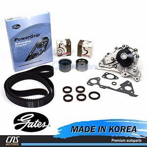 Gates-HSN-Timing-Belt-Kit-w-Water-Pump-Fits-2003-2006-Kia-Sorento-3-5L-DOHC-V6