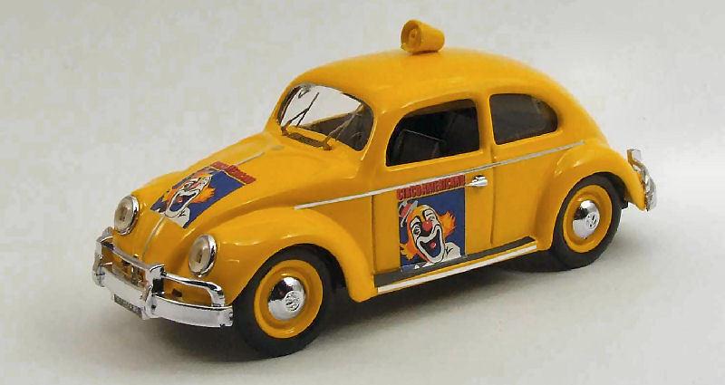 Volkswagen VW Beetle Circo Americano 1954 1 43 Model RIO4380 RIO