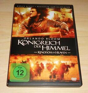 DVD-Film-Koenigreich-der-Himmel-Kingdom-of-Heaven-Ridley-Scott