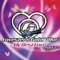 Lovestern Galaktika 2003 (CD/DVD) Starsplash, Special D., Beam vs. Cyru.. [2 CD]