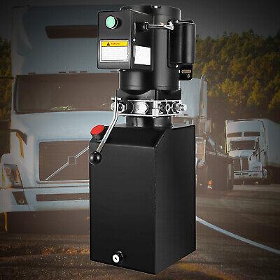 220V Car Lift Hydraulic Power Unit Auto Lifts Dump Trailer Auto Repair Lift