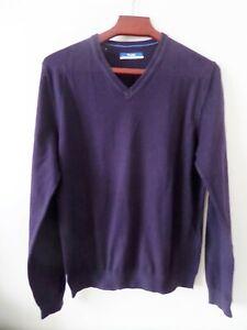 PULL  JULES T M  PRUNE (violet foncé)