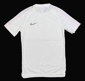 f46d0f1ce Nike Cristiano Ronaldo CR7 Soccer Shirt Dri-Fit Train Drill White ...