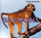 Baboons by Katherine Walden (Hardback, 2009)