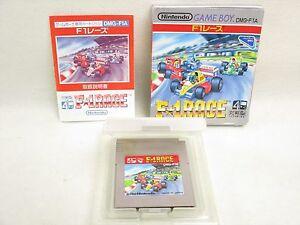 F1-RACE-Item-ref-ccc-Game-Boy-Nintendo-Japan-Boxed-Game-gb