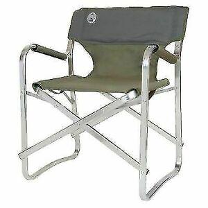 Campingstuhl Coleman.Coleman Campingstuhl Deck Chair Grün