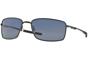 41ae292d218 Image is loading Oakley-Square-Wire-Men-Sunglasses-Rectangular-OO4075-04-