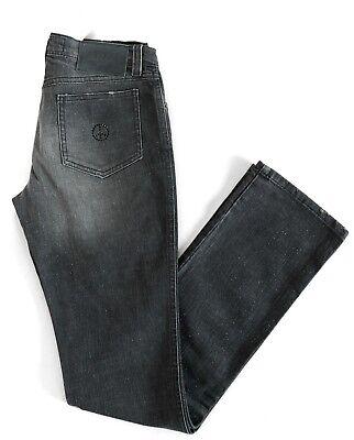 Amichevole Love Moschino Donna Jeans Designer | Regular Straight Fit | W25 & W29 | Uvp * 200 €-mostra Il Titolo Originale Design Accattivanti;