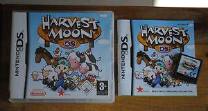 Jeu-HARVEST-MOON-DS-Complet-pour-Nintendo-DS