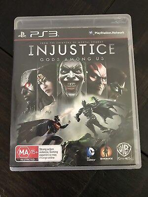 Injustice Gods Among Us PS3 Game | eBay