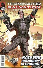 Terminator Salvation #3 (NM)`14 Straczynski/ Wood