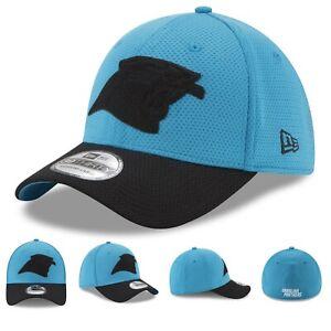 timeless design e2956 a34a8 Image is loading Carolina-Panthers-New-Era-NFL-Black-Out-Logo-