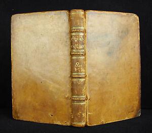 Poetical Works Vol Ii Alexander Pope Poems 1768 Glasgow Satius His Thebais Pour Effacer L'Ennui Et éTancher La Soif
