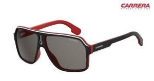 a1e386aa7add4 Image is loading CARRERA-Sunglasses-1001-S-BLXM9-Matte-Black-POLARISED