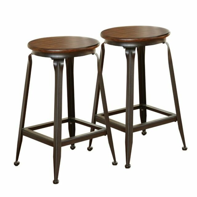 Super Steve Silver Adele 24 Counter Stool In Birch Forskolin Free Trial Chair Design Images Forskolin Free Trialorg