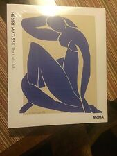 Henri Matisse: the Cut-Outs MoMA (2014, Hardcover) Brand New, Sealed