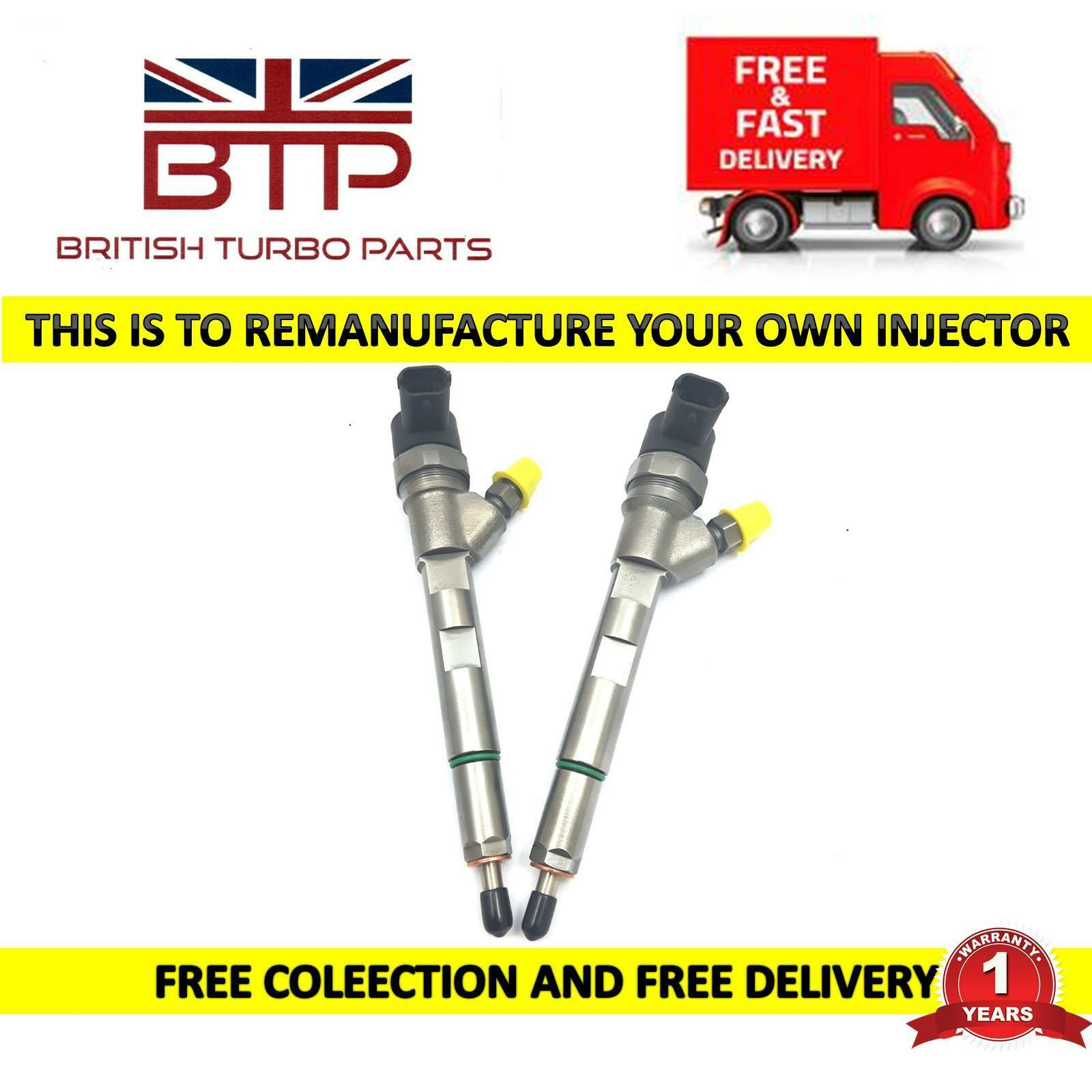 Recondition Mercedes Sprinter Vito Bosch Injectors 0445110121 0445110035 110025