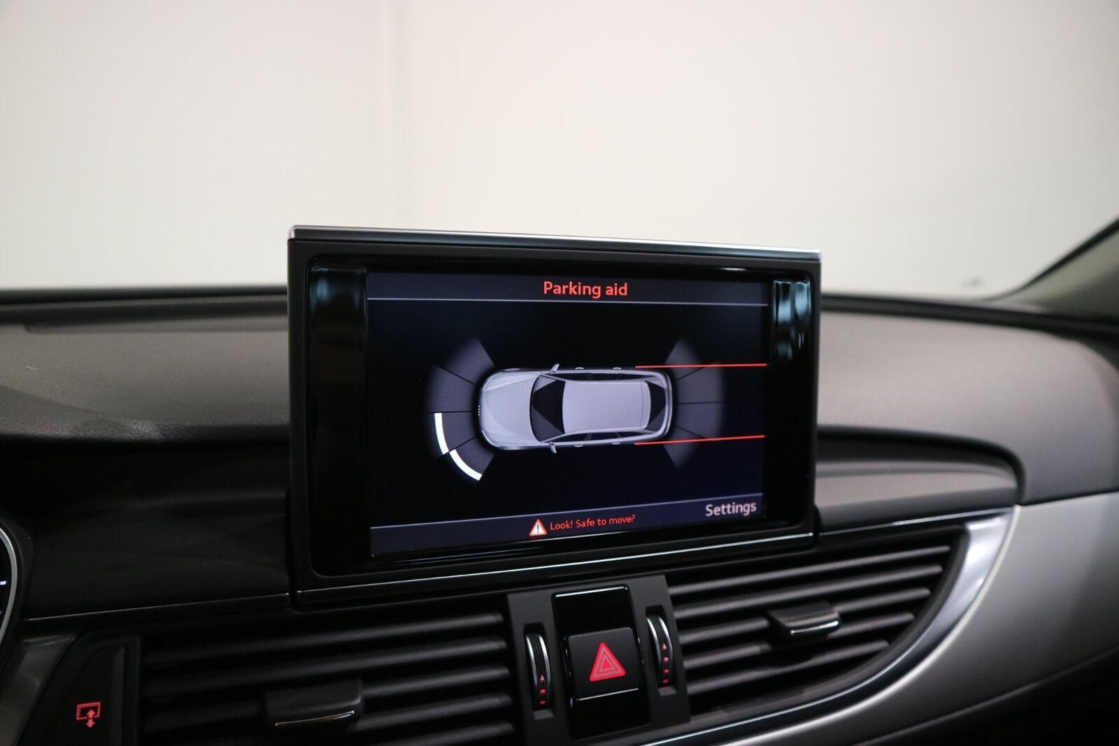 Audi A6 3,0 TDi 218 Avant S-tr. - billede 13