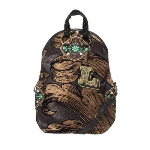 Desigual Authentic Women/'s Bolso Cocodrilo Bag Handag 27x5L04