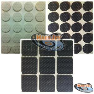 Details About Furniture Scratch Protectors Self Adhesive Rubberized Foam Pads Floor Wall Chair
