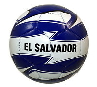 El Salvador Soccer Ball Size 5 Official Product Ships Inflated Low Price