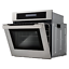 thumbnail 8 - Cosmo Single Electric Wall Oven 24 in. 2.5 cu. ft. Safety Lock Stainless Steel