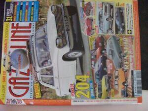 au-Revue-Gazoline-n-251-Lancia-Aurelia-B20-Peugeot-204-Rovin-D4-SAAB-93F