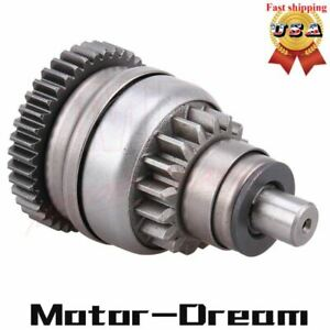 NEW Starter Drive FITS POLARIS ATV 250 300 350 400 1993-1995