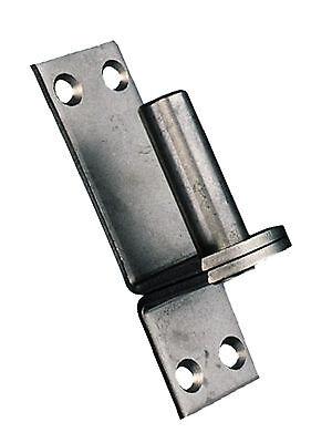 Plattenhaken eng Dornstärke 16 mm Feuerverzinkt für Torband Ladenband