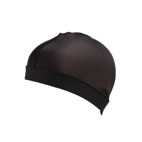 Women Men Caps Dome Cap Hip Hop Hat Helmet Liner Biker Turban Bandanas Durags