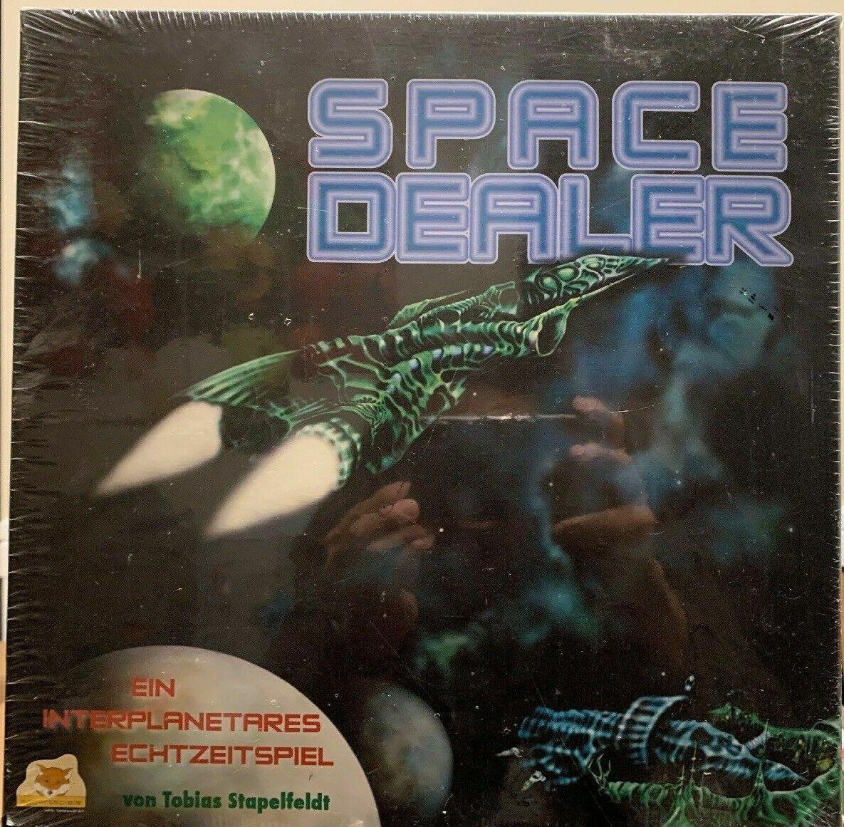 Space Dealer Board Game - NEW SEALED